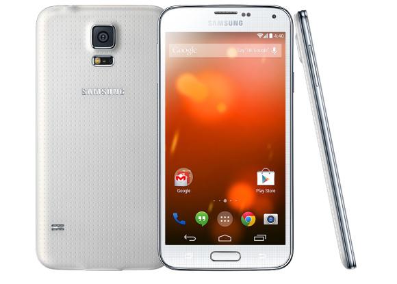 Samsung Galaxy S5 GPE Edition