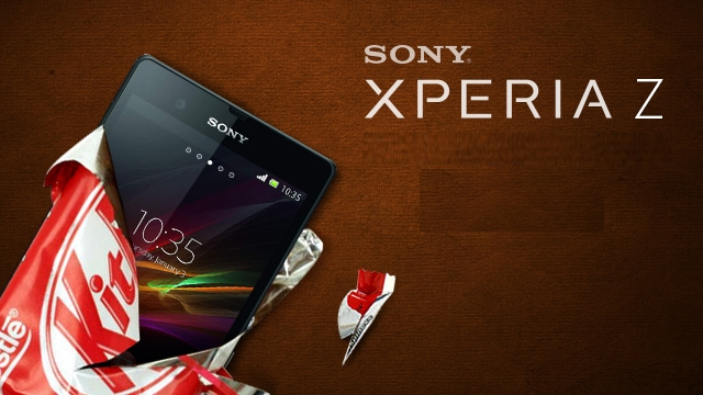 Sony Xperia Android Kitkat Update