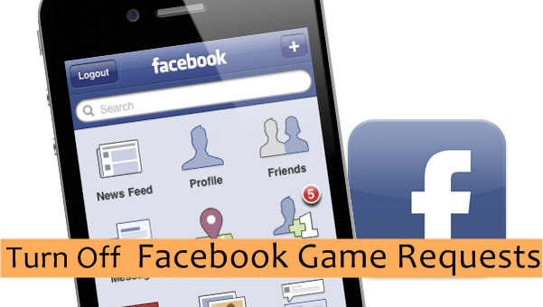 iPhone Facebook Game Request