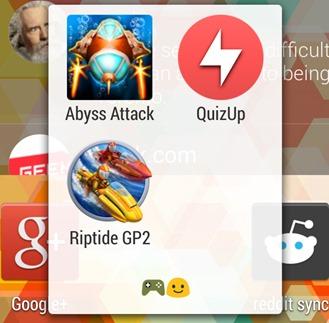 Add Emoji on Home Screen
