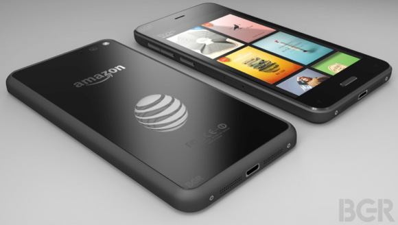 Amazon Phone rumors