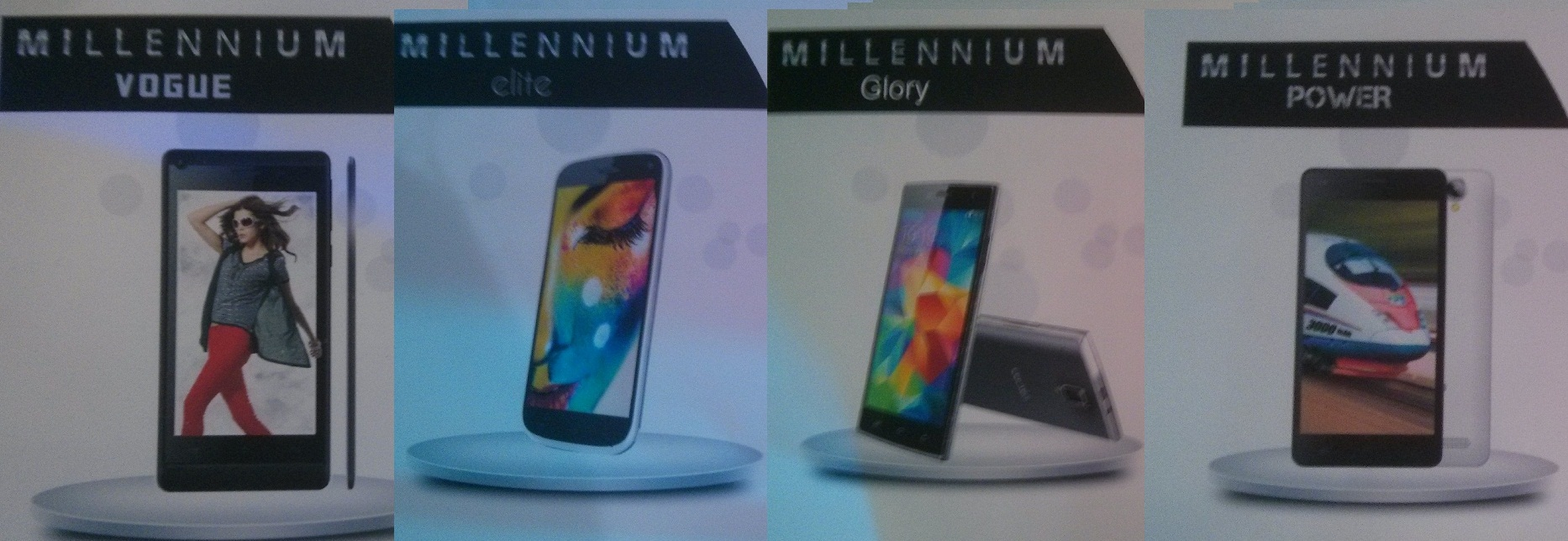 Celkon Millennium Phones