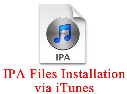 IPA File Installation