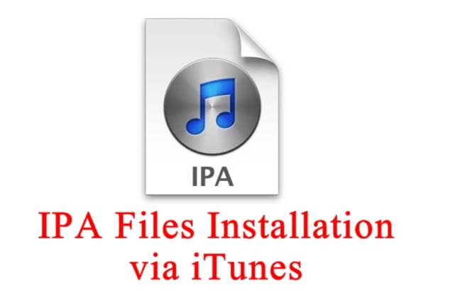 How to Install IPA on iTunes, Sync it to iPhone, iPad