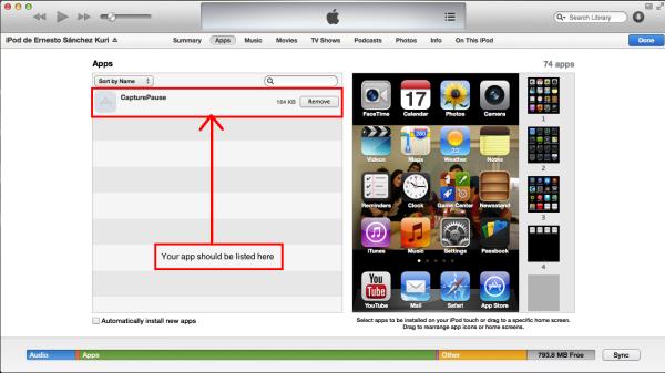 iTunes iPA