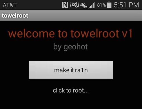 towelrooting