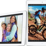 MTS & SaskTel iPad Air & iPad Mini with Retina Display