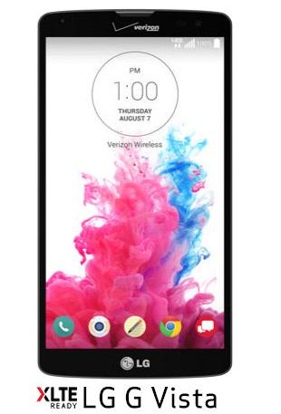 LG G Vista Verizon