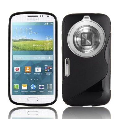 Samsung Galaxy K Zoom Silicon Hybrid Case