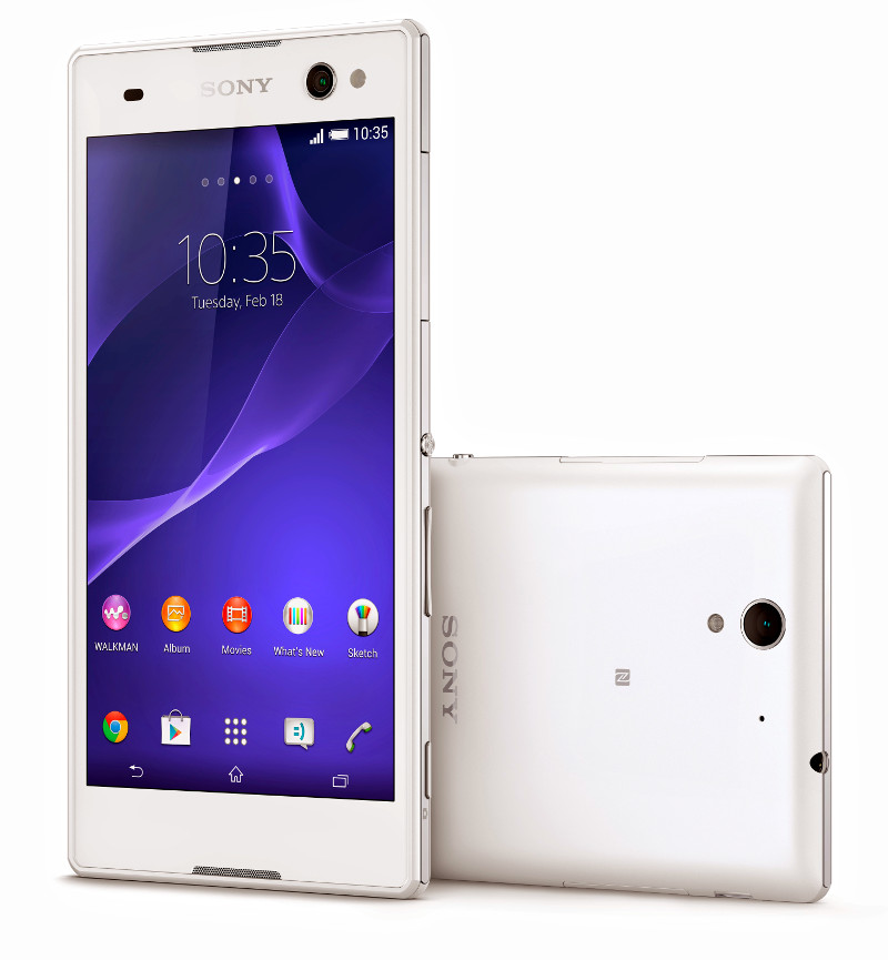 Sony Xperia C3 Phone