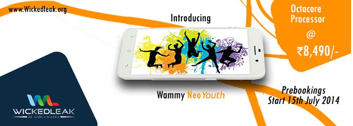 Wickedleak Wammy Neo Youth Phone