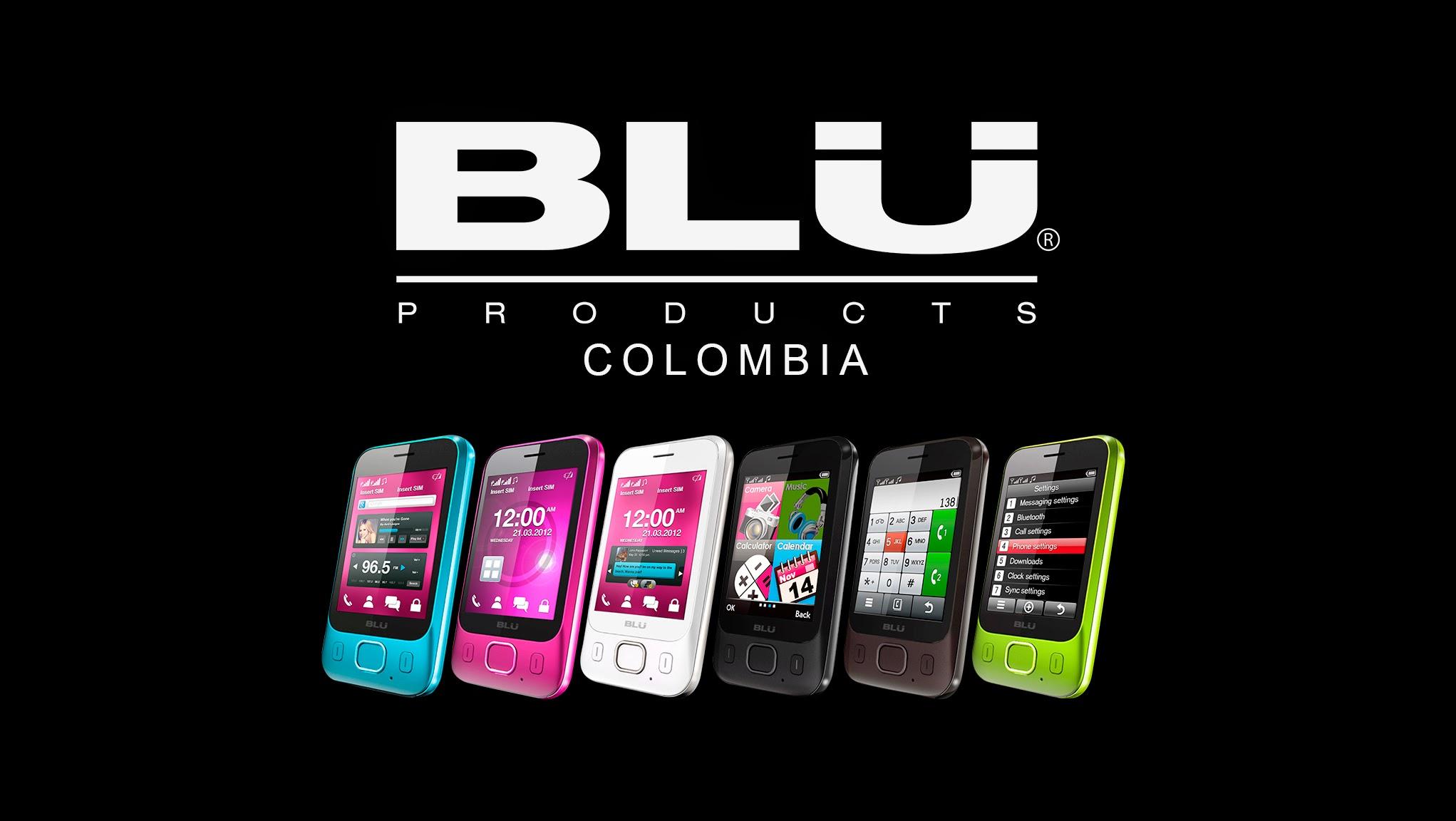 Blu Mobiles logo