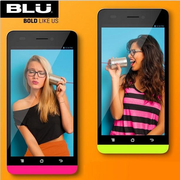 Blu Studio C Comparison