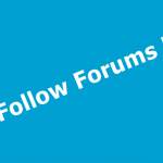201 Best DoFollow Forums List 2017