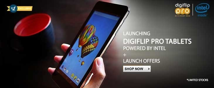 New DigiFlip Pro Tablets