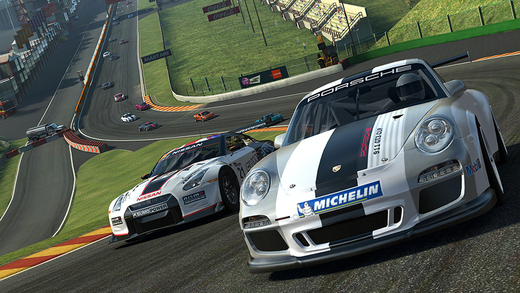 Real Racing Game