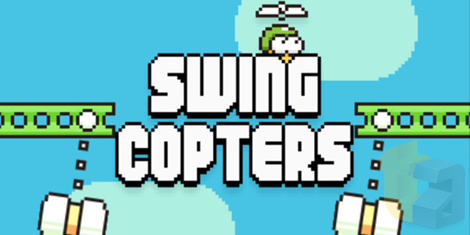 Swing Copters for PC