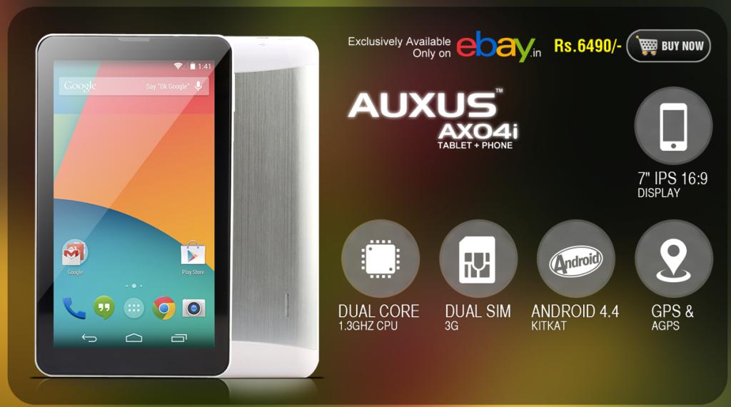 iBerry Auxus AX04i