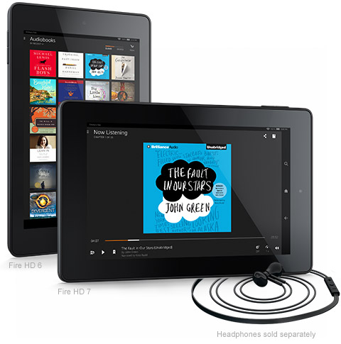 Amazon Fire HD 6, 7