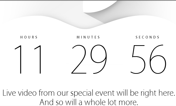 Apple iPhone 6 Live Streaming