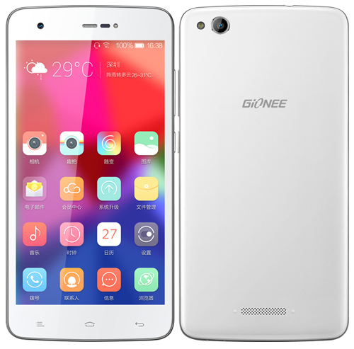 Gionee GN715 Phone