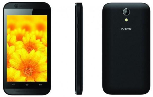 Intex Aqua 4X Phone