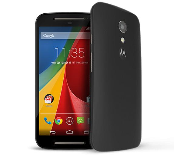 New Moto G Dual SIM