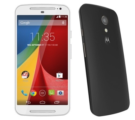 New Moto X and Moto G Phone Official at IFA 2014