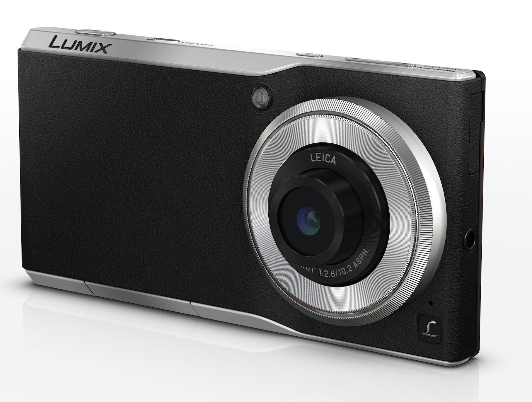 Panasonic Lumix Camera Phone