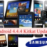 Samsung Galaxy Android 4.4.4 Kitkat Update Details