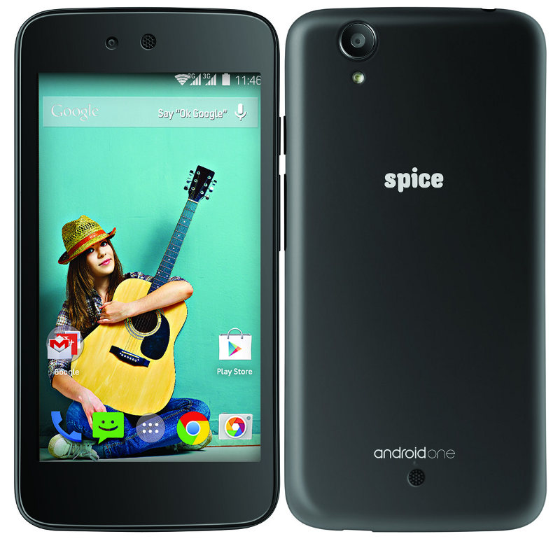 Spice Android One Dream