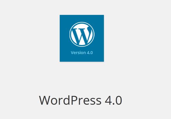 WordPress 4.0 Image