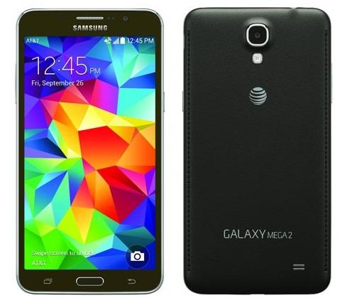AT&T Galaxy Mega 2