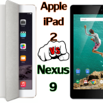Apple iPad 2 vs Nexus 9 Comparison – War of Brands