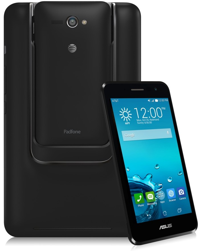 AT&T Asus Padfone X Mini Now Available