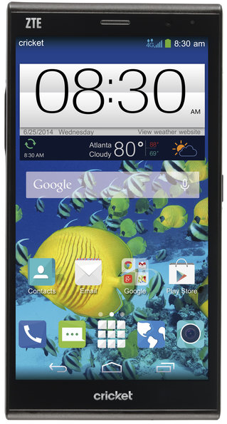 ZTE Grand X Max Cricket Wireless