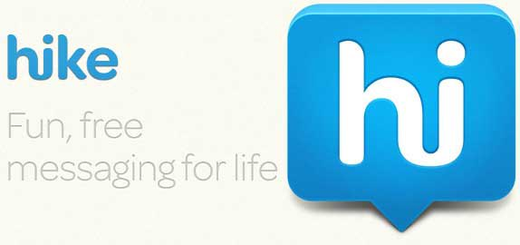Hike Messenger for Java Phones