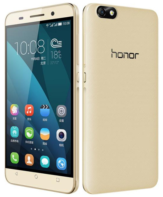 Huawei Honor 4X Gold