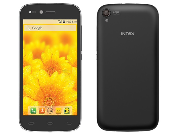 Intex Aqua Slice