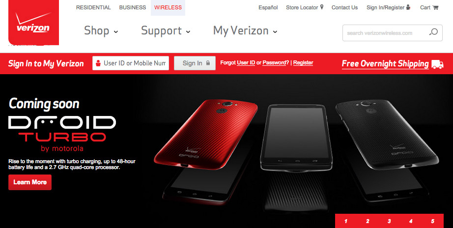 Motorola Droid Turbo verizon leak