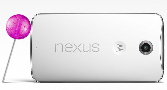 Google Nexus 6 Made by Motorola Unveiled