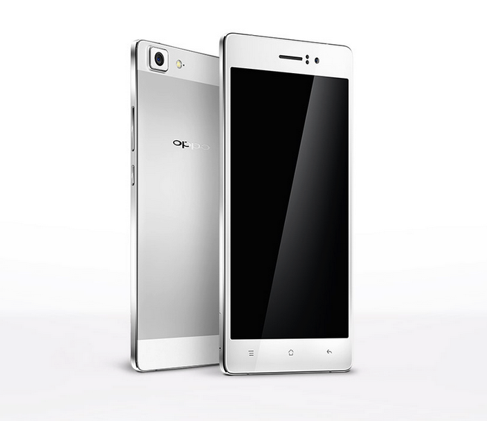 Oppo R5 World's Slimmest Phone Ever – 4.85 mm Thickness – Oppo R5 Review