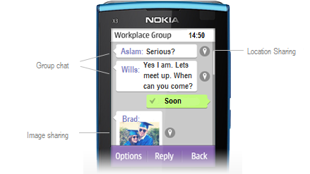Download Viber for Nokia Symbian and Asha Phones