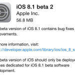 Apple iOS 8.1 Beta 2 Available to Developers – Download IPSW File