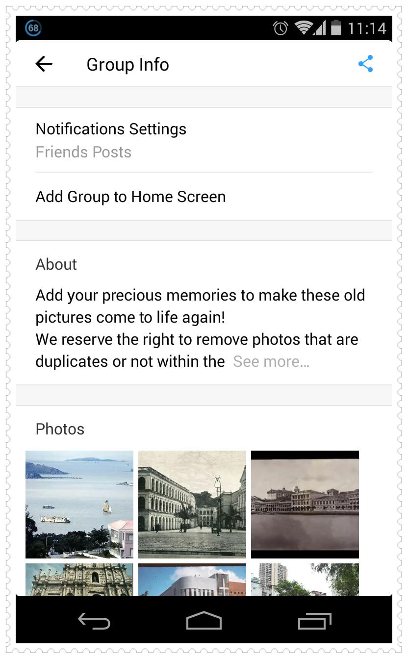 Facebook Groups Notifications Popup