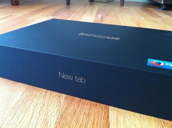 Infocus New Tab F1 Tablet