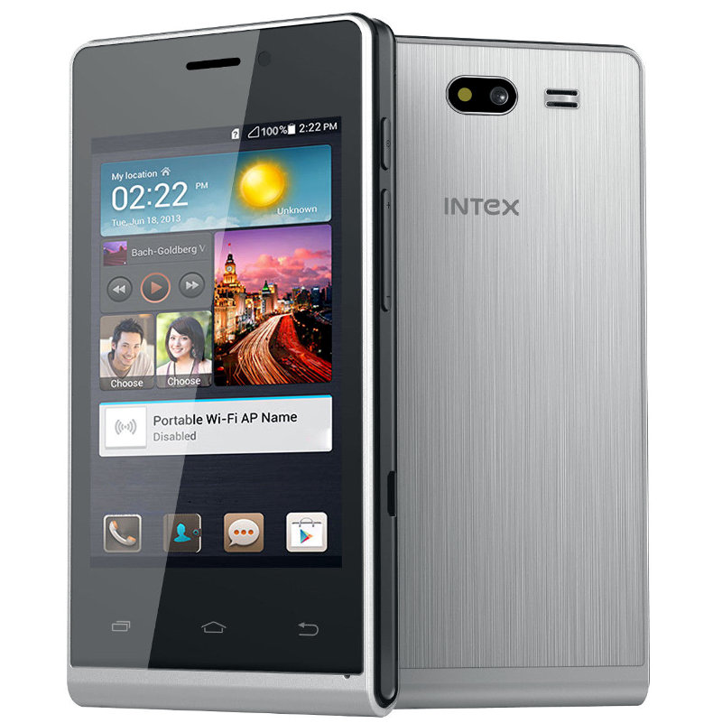 Intex Aqua V4 Phone
