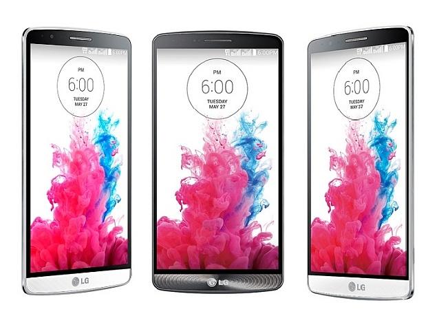 LG G3 Dual LTE D856