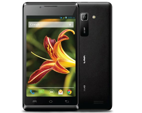 Lava Iris 401 Phone