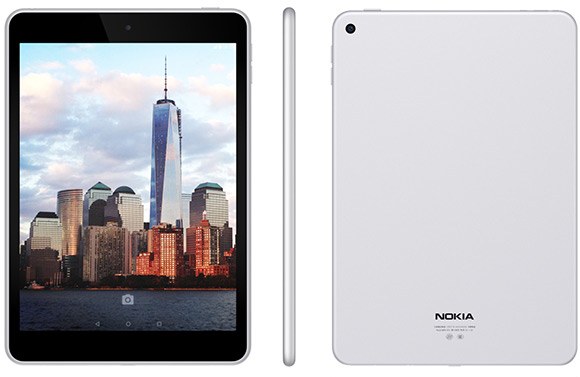 Nokia Android Tablets